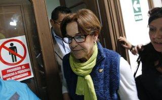 Villarán acusa que fue espiada por DINI en gobierno de García