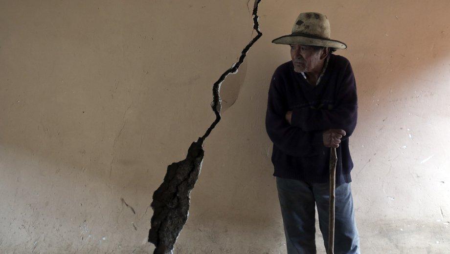 En Socosbamba crecen las grietas y el temor [FOTOS]