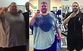 Perdió 180 kilos para ir a concierto de Taylor Swift [VIDEO]