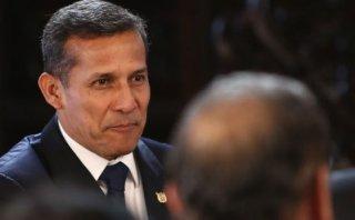 Ollanta Humala no será investigado por denuncia de OLM