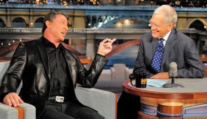 David Letterman: las estrellas que pasaron por su show (FOTOS)