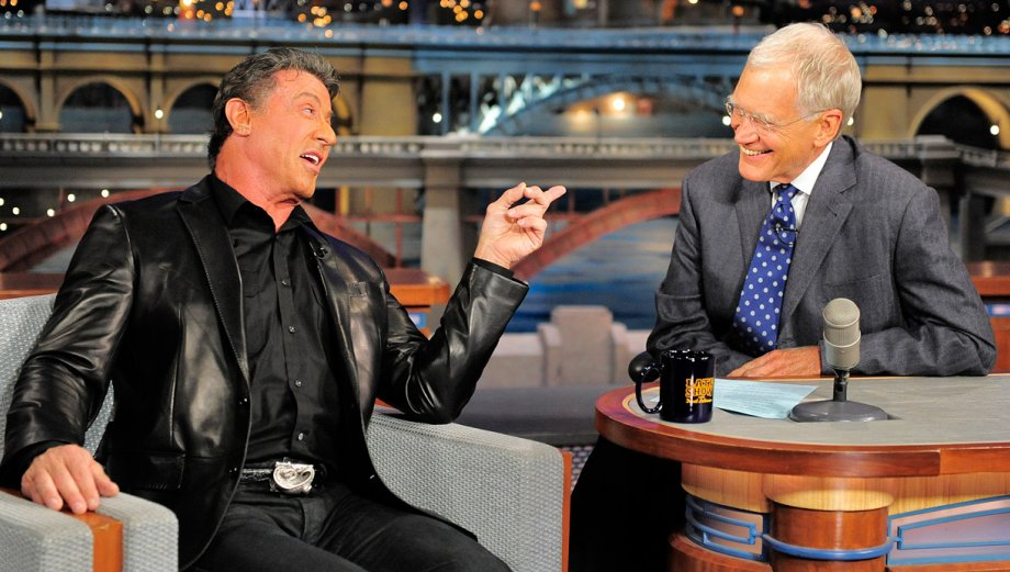 David Letterman: las estrellas que pasaron por su show