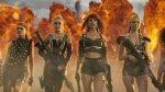Taylor Swift sufre aparatosa caída en grabación de 'Bad Blood' - Noticias de hayley williams