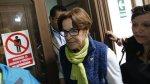 Villarán acusa que fue espiada por DINI en gobierno de García - Noticias de alan garcía