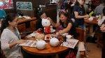 Hello Kitty cuenta con su propio restaurante en Hong Kong - Noticias de eva paredes