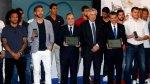 'Real Madrid App': la aplicación fue presentada con el plantel - Noticias de santiago bernabeu microsoft