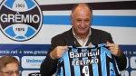 Luiz Felipe Scolari dimite como técnico del Gremio de Brasil - Noticias de comisión afp