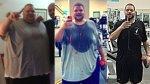 Perdió 180 kilos para ir a concierto de Taylor Swift [VIDEO] - Noticias de un millon de pie