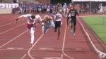 Atleta se tira de cabeza a la meta para llegar primero [VIDEO] - Noticias de portal deportivo