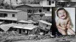 Hallan un bebé vivo entre ruinas de la avalancha en Colombia - Noticias de desastres naturales