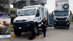 La ambulancia Off Road llegó al Perú - Noticias de desastres naturales