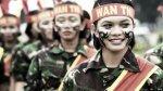 Indonesia, el país donde las reclutas deben ser vírgenes - Noticias de accidente