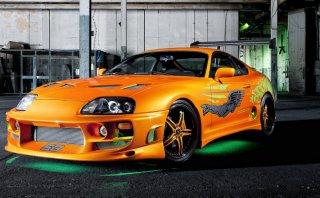 Rápidos y Furiosos: Fue vendido el Toyota Supra de Paul Walker