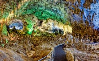 Este parque nacional contiene 83 increíbles cuevas