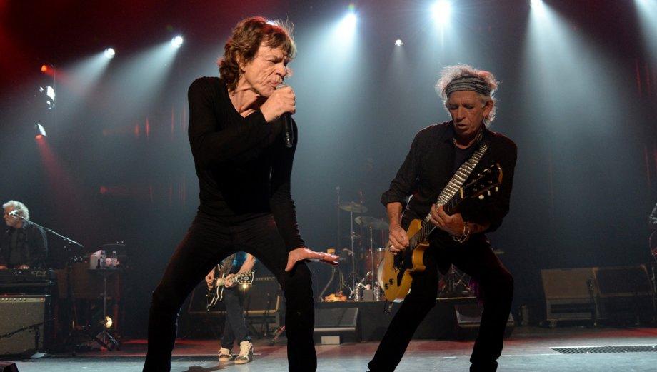 Los Rolling Stones dieron concierto sorpresa en Los Ángeles