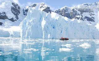 Paisaje maravilloso: disfruta de la Antártida en este video