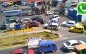 WhatsApp: largas colas de vehículos por escasez de GLP [FOTOS]