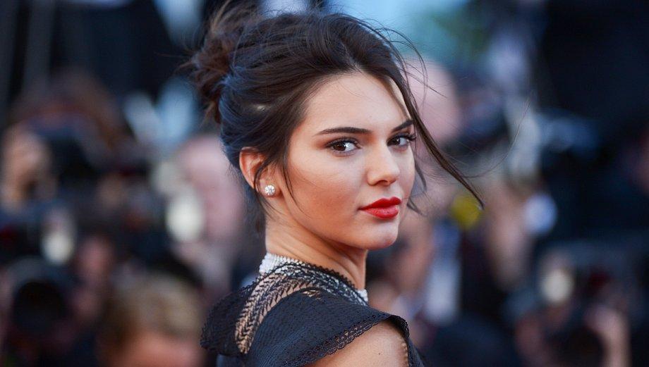 Kendall Jenner deslumbró en la alfombra roja de Cannes