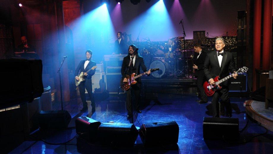 David Letterman: las figuras que llegaron a su programa final