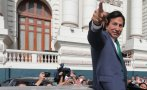 "Huaire responde a crítica de Perú Posible: ""Toledo me respalda"""