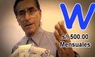 Cuando Waldo Ríos ofrecía S/.500 por 60 años [AUDIO Y VIDEO]