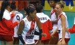 Vóley: Perú venció 3-0 a Cuba en Copa Latina Sub 20