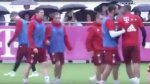 Lewandowski y Boateng discutieron y los mandaron a vestuarios - Noticias de bayern múnich