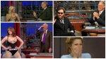 David Letterman: los 10 momentos más emblemáticos de su carrera - Noticias de paris hilton