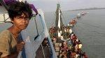 Malasia e Indonesia reciben a balseros varados en sus costas - Noticias de ministra de la mujer