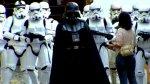 Darth Vader y soldados imperiales asustan a ciudadanos [VIDEO] - Noticias de ewok