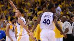 NBA: Golden State Warriors ganaron a Houston en primera final - Noticias de dwight howard