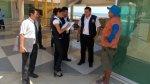 Zorritos: fiscales anticorrupción inspeccionan obra de malecón - Noticias de tumbes