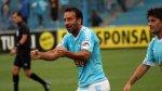 Cristal venció 3-2 a Cienciano y ya es segundo en el Apertura - Noticias de daniel ahmed
