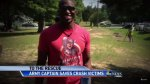 "YouTube: un verdadero ""Capitán América"" salvó a una pareja - Noticias de accidente"