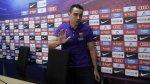 """Xavi Hernández se despide de Barcelona: """"Es el momento de irme"""" - Noticias de xavi hernández"""