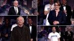David Letterman: las celebridades lo despidieron así (VIDEO) - Noticias de barbara walters