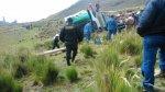 Tarma: 5 muertos y 31 heridos tras caída de bus a abismo - Noticias de accidente de bus