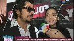 """Pietro Sibille reaccionó así ante """"impertinente"""" pregunta - Noticias de actores brasileños"""
