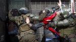Lesionados y detenidos en protestas durante mensaje de Bachelet - Noticias de valparaiso