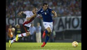 River perdió ante Cruzeiro por la Libertadores: mira el gol