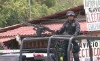 México: hallan tres cadáveres en municipio con 15 desaparecidos