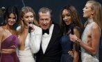 Gala amfAR: famosos se reunieron en Cannes por causa benéfica