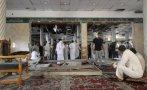 Atentado suicida en mezquita en Arabia Saudí deja 22 muertos