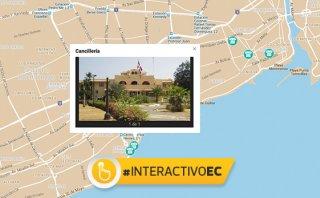 """Recorre la ruta de """"El Chivo"""" a través de este mapa interactivo"""