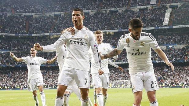 Real Madrid goleó 7-3 a Getafe
