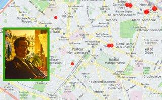 Julio Ramón Ribeyro: la ruta del escritor peruano en París