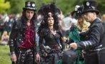 La oscuridad del Festival Gótico de Leipzig en Alemania