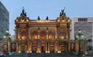 Recorrido histórico: seis maravillosos teatros de Brasil