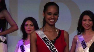Ariana Miyamoto: la nueva Miss Japón rompe moldes [VIDEO]
