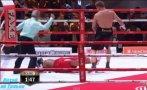Boxeo: tremendo nocaut en 90 segundos a cubano peso pesado